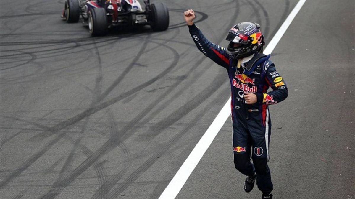 """L'analyse de Jacky : """"Vettel entre dans l'histoire"""""""