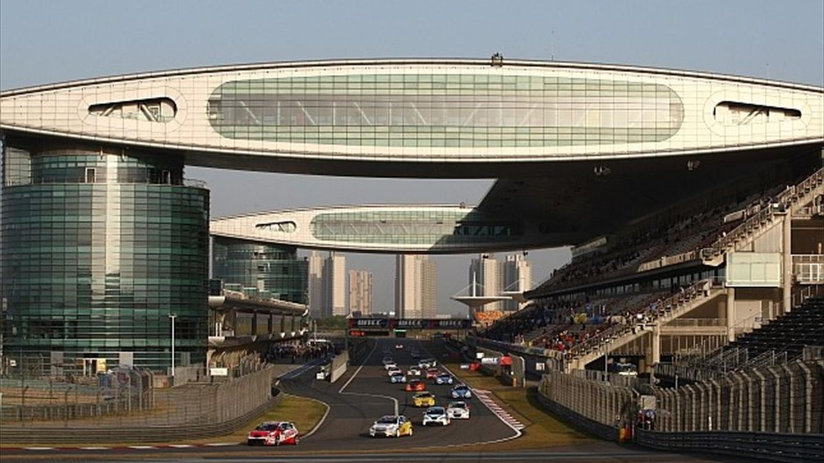 Shanghai WTCC
