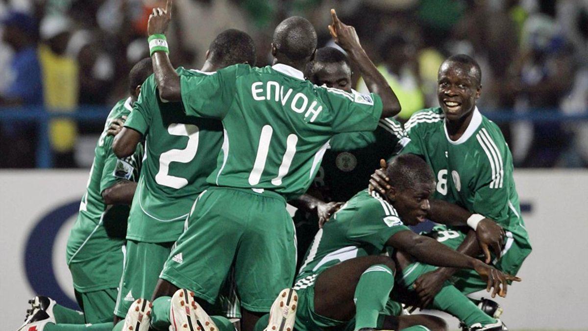 Nigeria darf sich über die gewonnene WM freuen