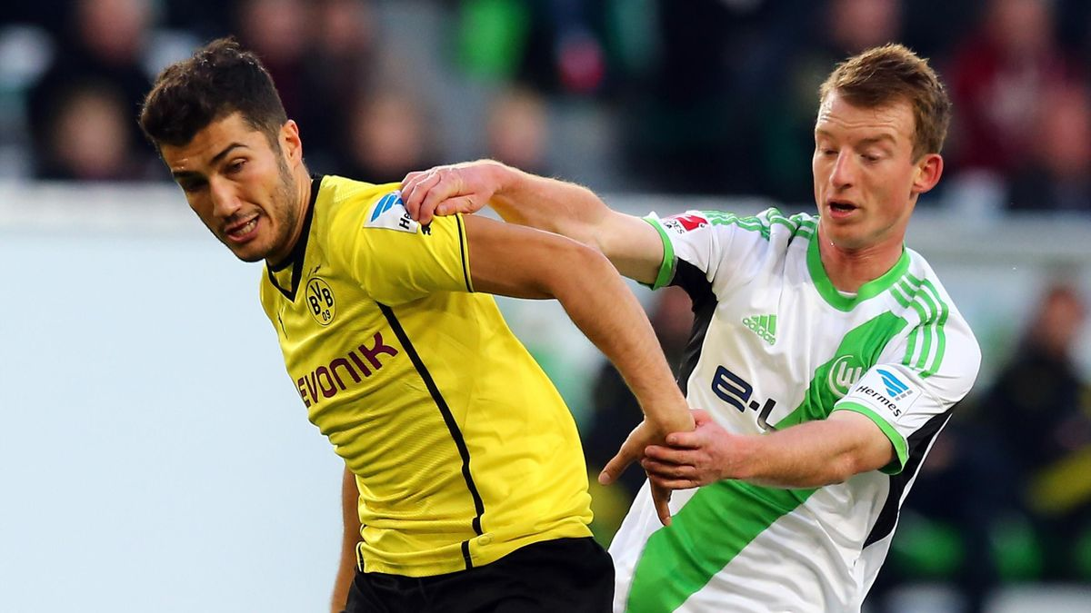 VfL Wolfsburg vs. Borussia Dortmund