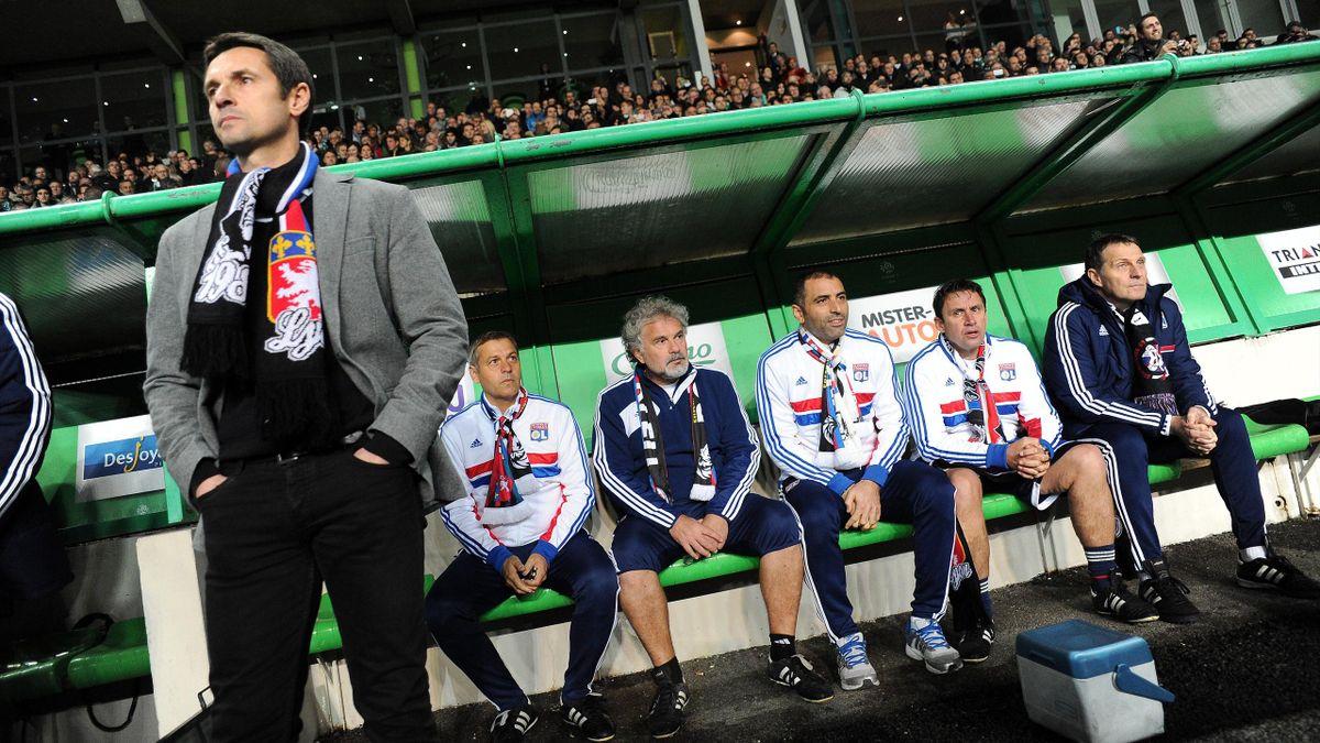 Lyon Saint-Eteinne Garde Ligue 1 2013/2014