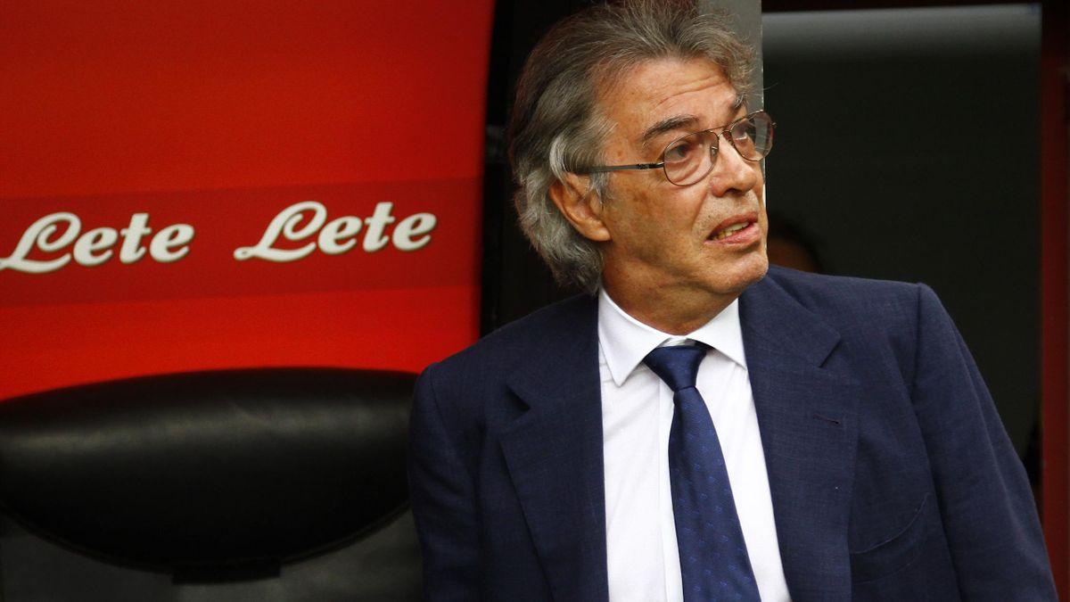 2013-14, Inter, Massimo Moratti (AP/LaPresse)