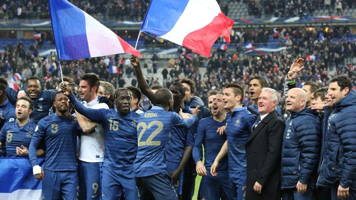 2013 France Ukraine barrage