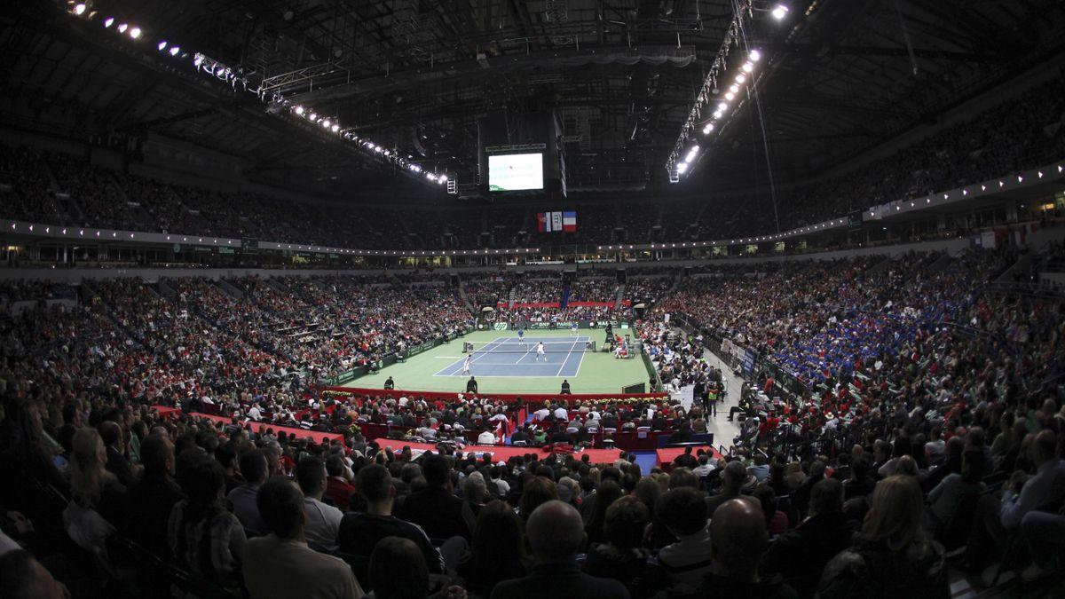 Tennis, hard court, generic (Reuters)