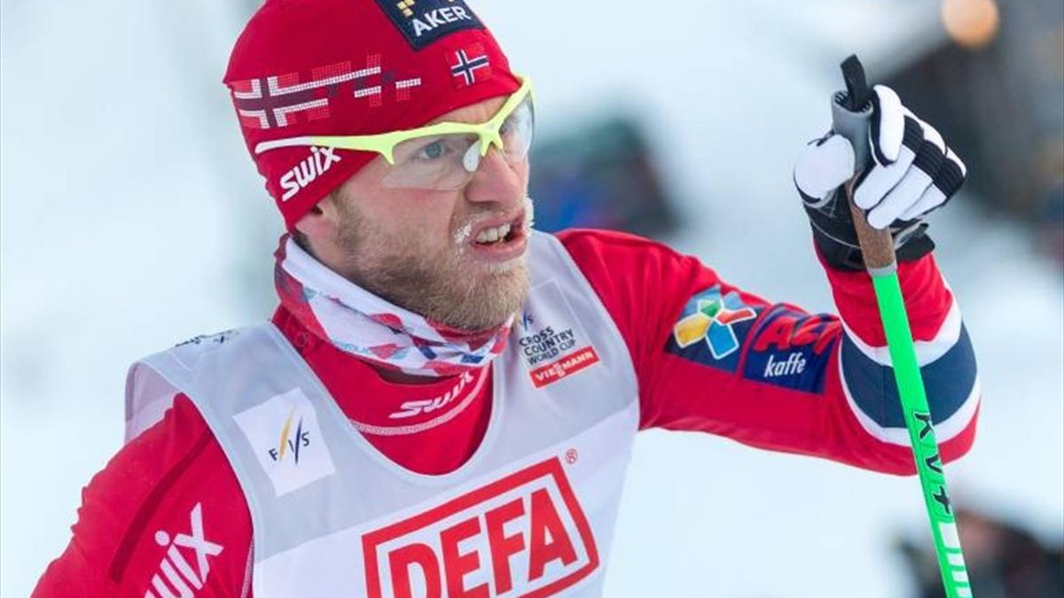 Sundby Leads Another Norwegian Clean Sweep In Lillehammer Eurosport