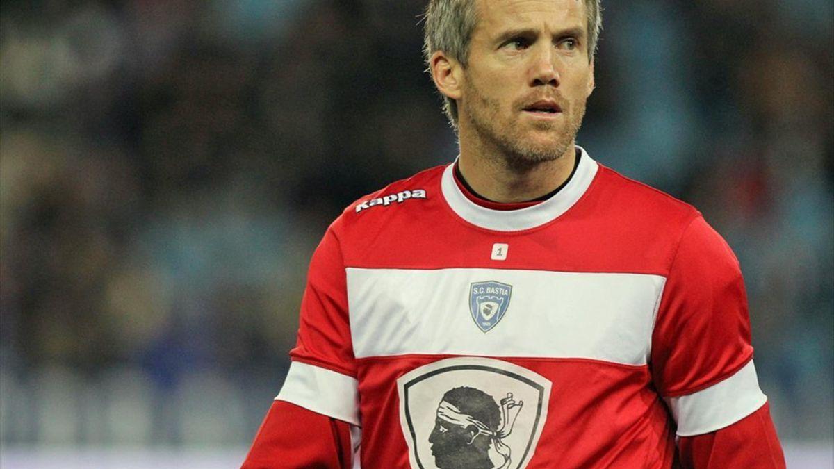 Landreau absolvierte 602 Spiele in der Ligue 1