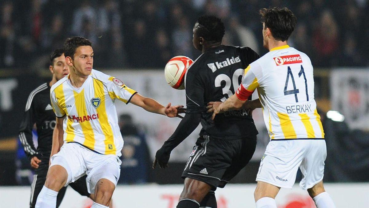 Bucaspor, Beşiktaş