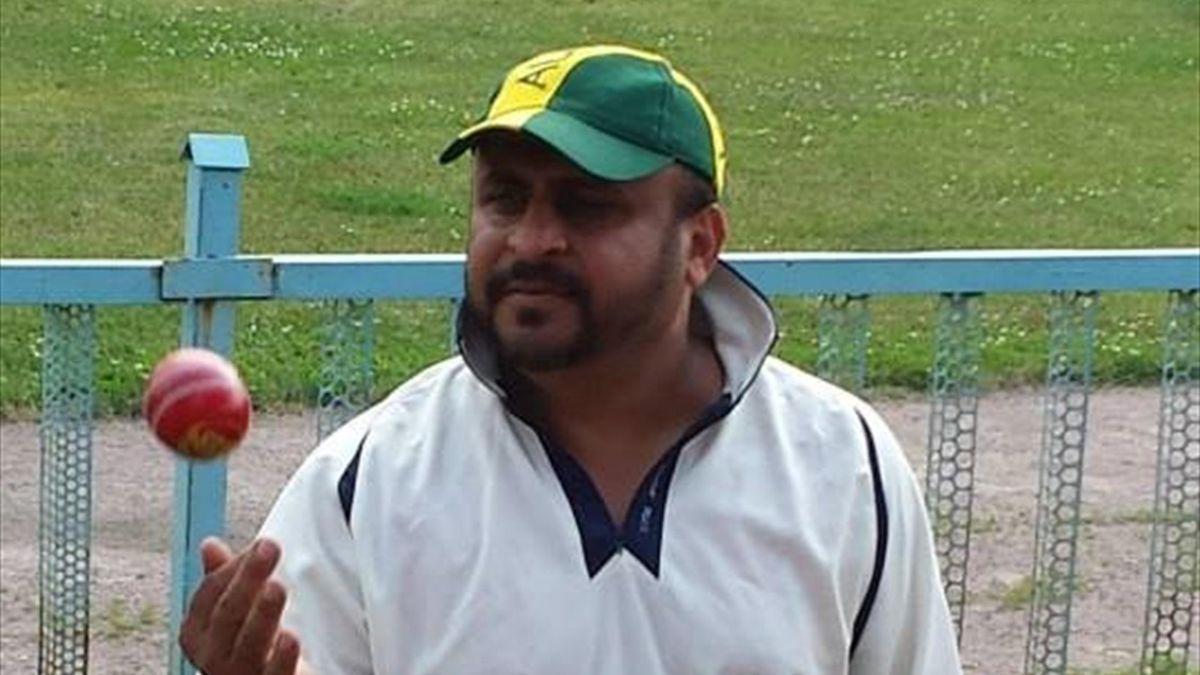 Ashwani Chopra Ашвани Чопра крикет