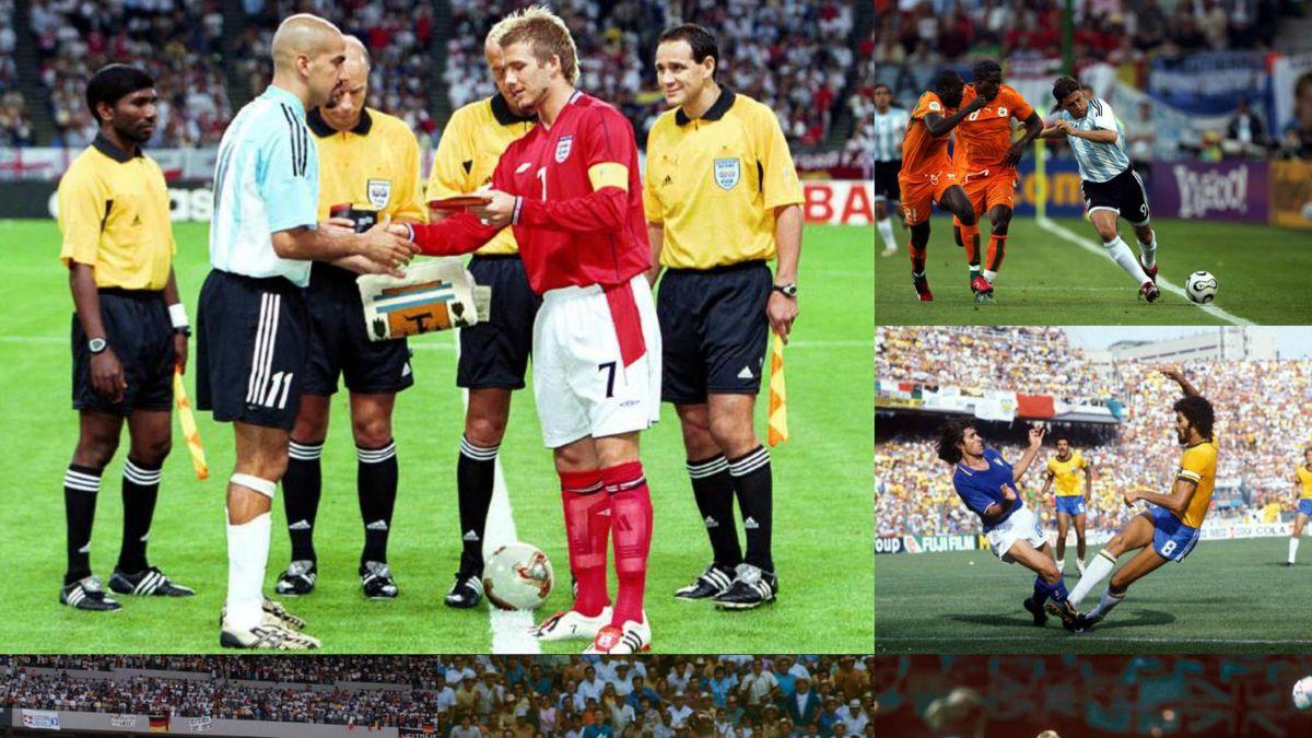 Groupes de la mort Montage Coupe du monde