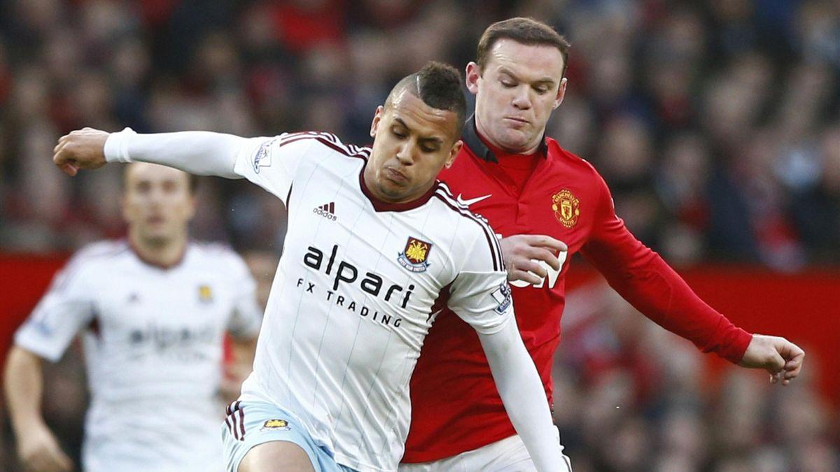 Ravel Morrison vs Wayne Rooney, într-un West Ham - United