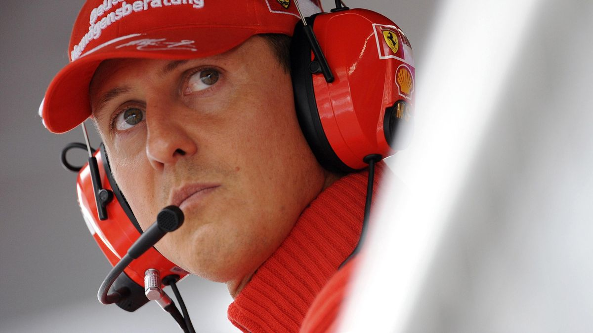 Michael Schumacher during his days at Ferrari (Reuters)