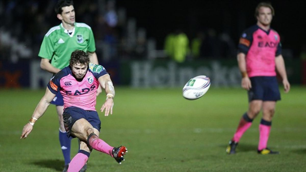 Leigh Halfpenny kicked 15 points for Cardiff