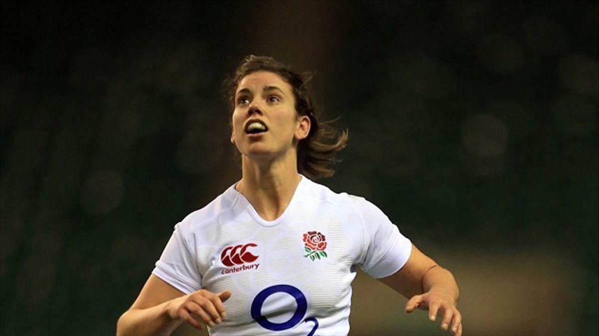 Sarah Hunter hopes England can regain the Six Nations crown.