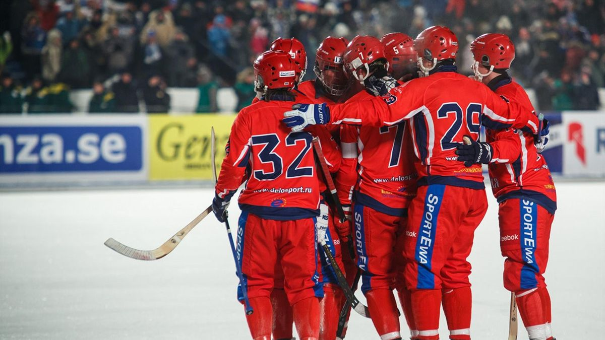 Team Russia, bandy – Сборная России бенди