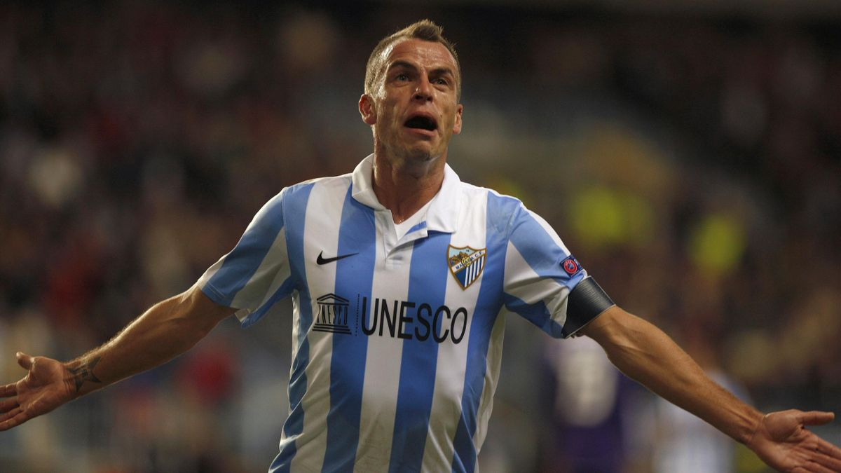 Duda Double Gives Malaga Derby Honours Eurosport