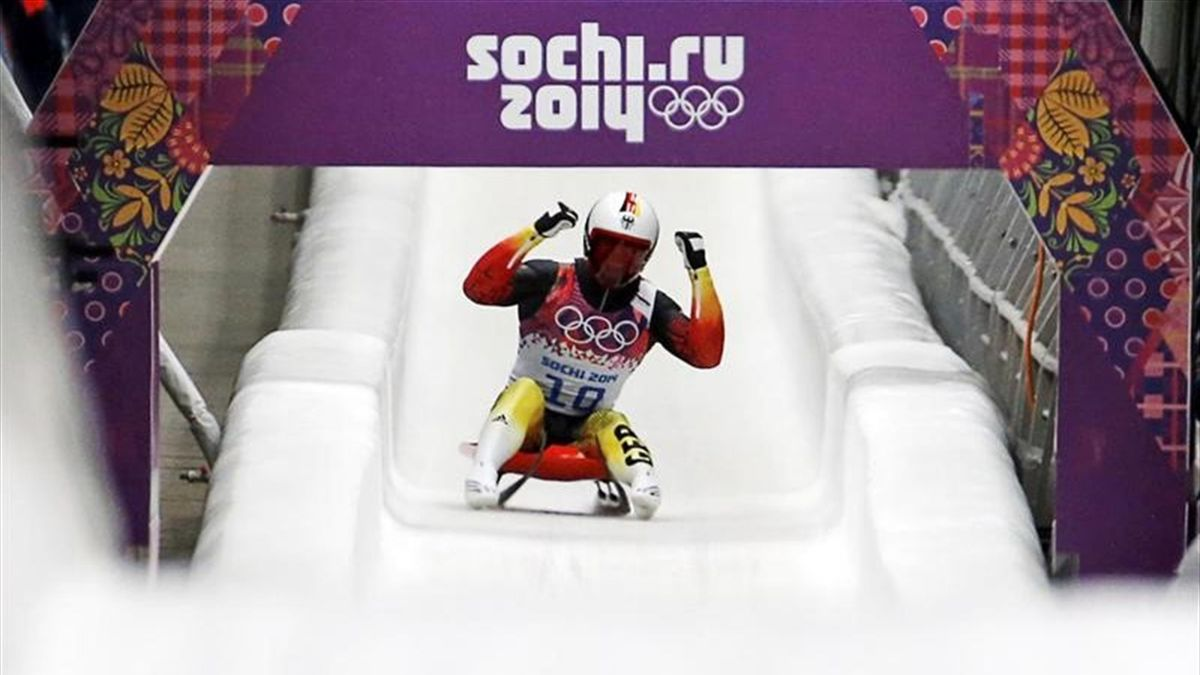 Soçi 2014 - Luge'da altın madalyayı Felix Loch kazandı