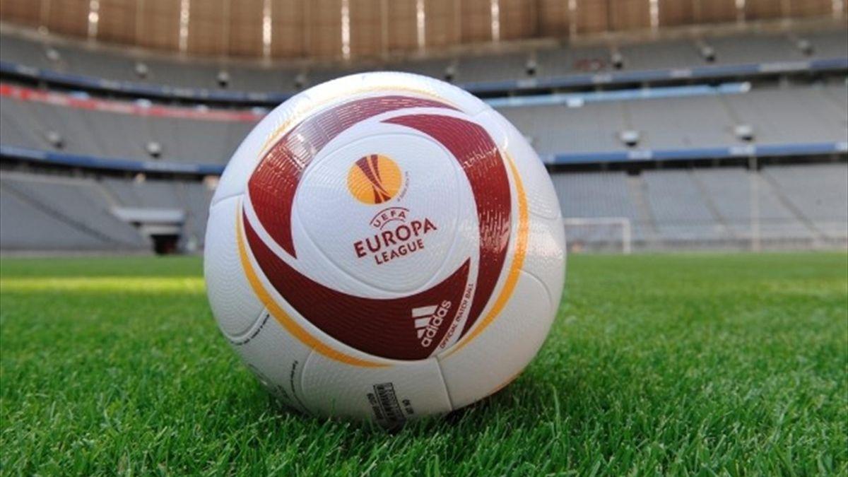 Avrupa Ligi maç topu - top - jenerik