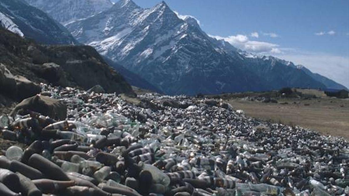 Everest garbage & trash