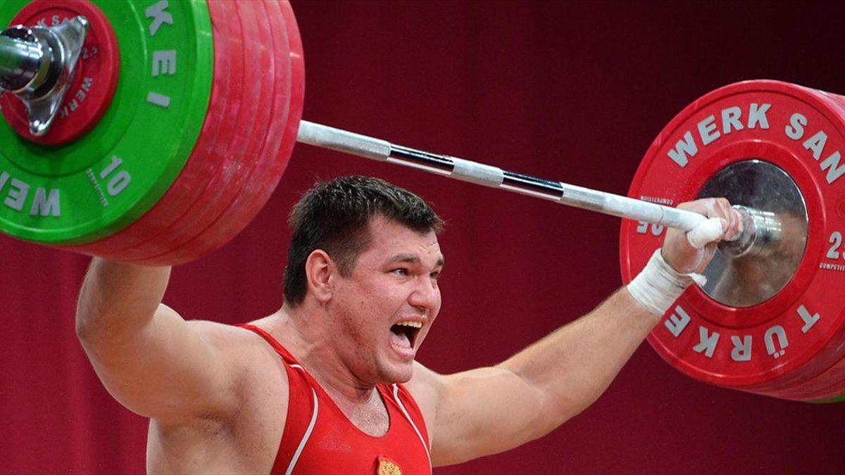 WEIGHTLIFTING European Championship