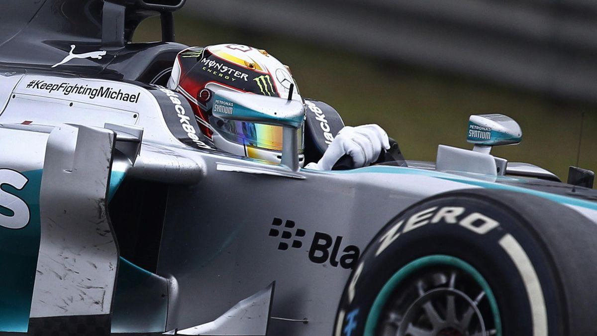 Lewis Hamilton Chinese GP