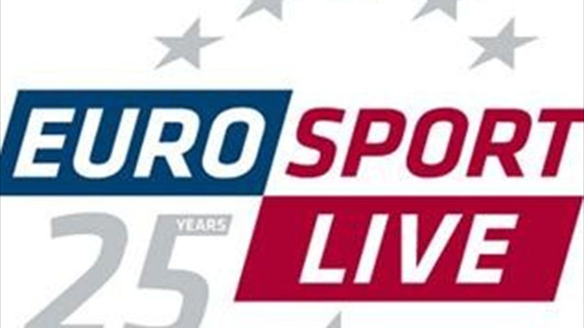 Eurosport 25Y logo