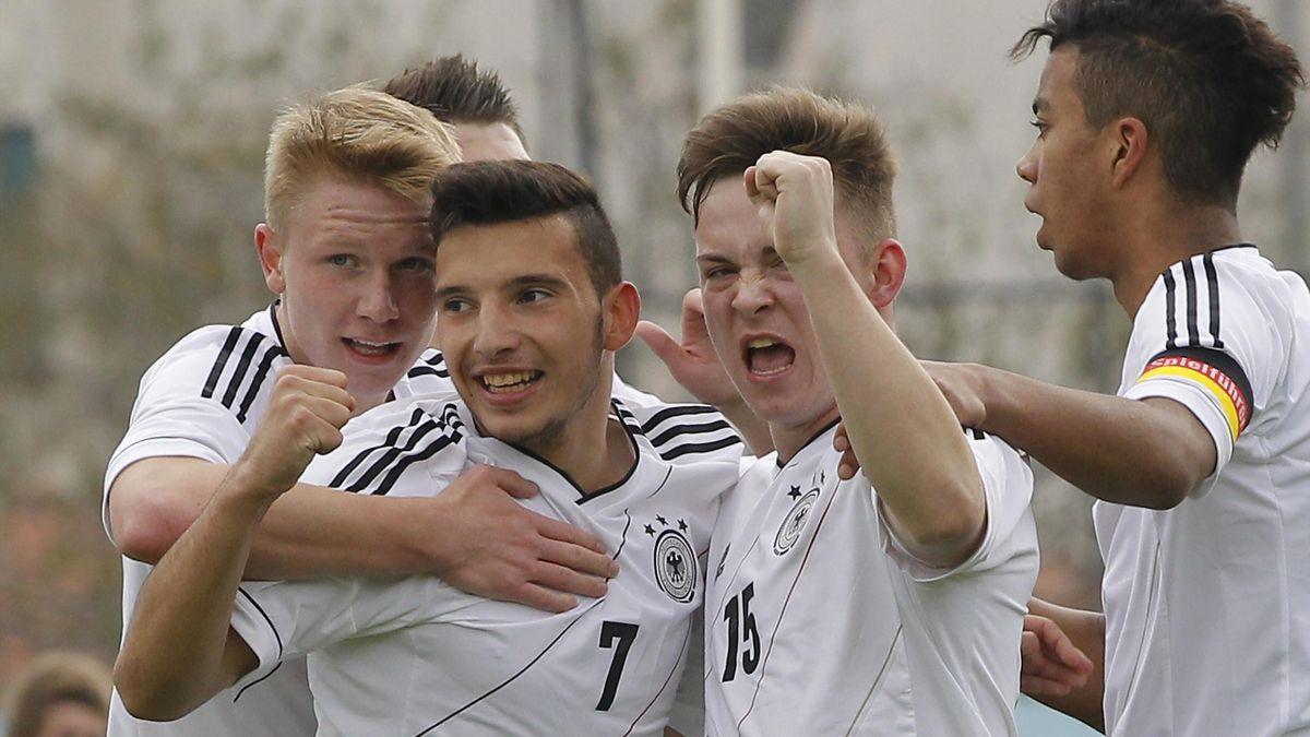 Football U17 E.CH Team Germany