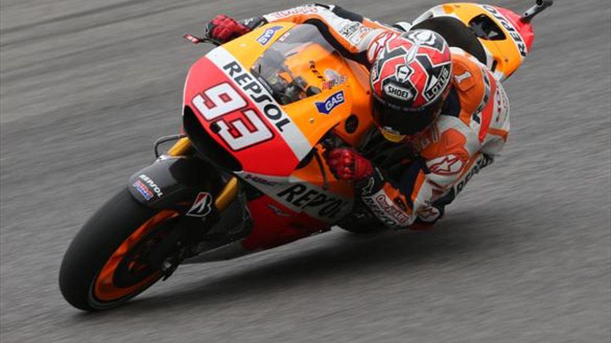 MotoGP Mugello: Marquez continues pole record