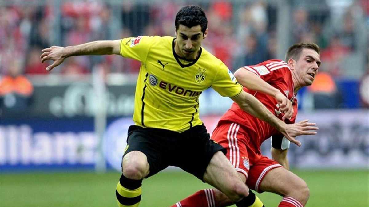 FC Bayern Munich-Dortmund