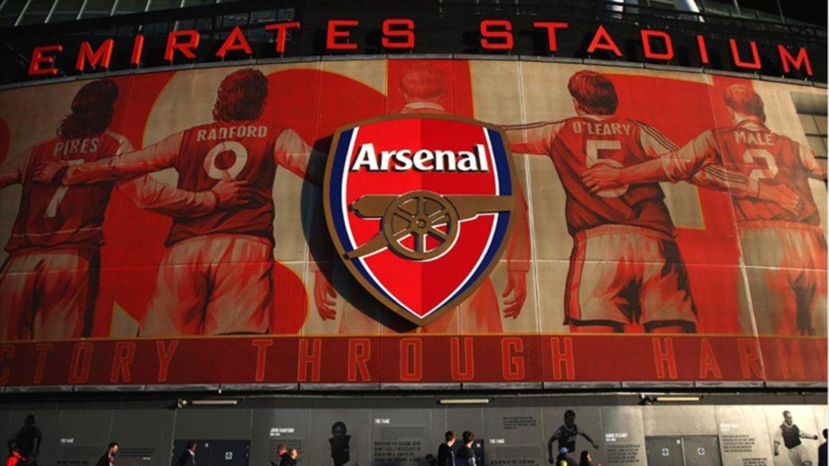 Arsenal's Emirates Stadium