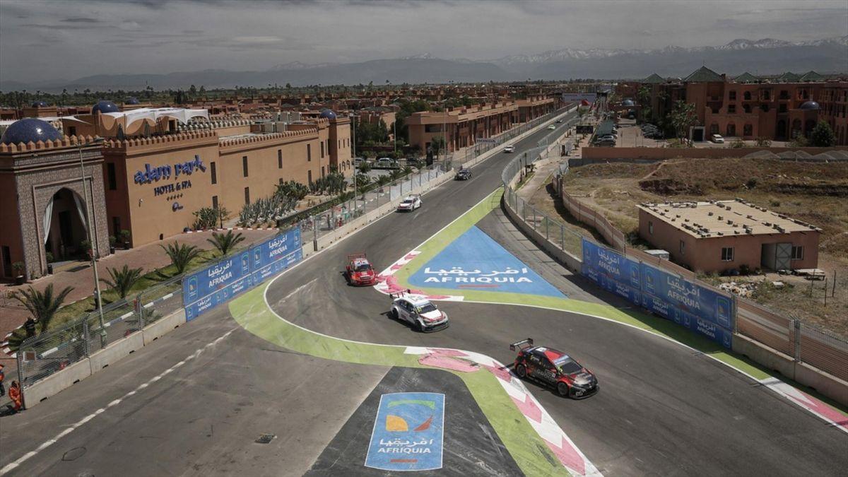 WTCC Marrakesh