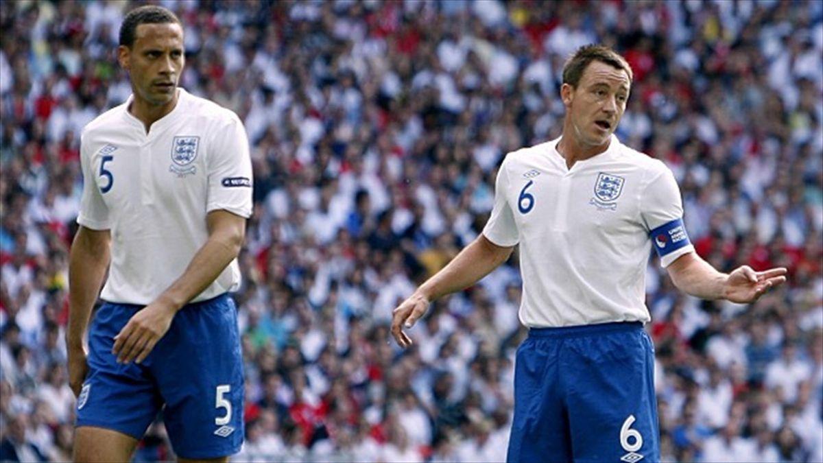 Rio Ferdinand și John Terry