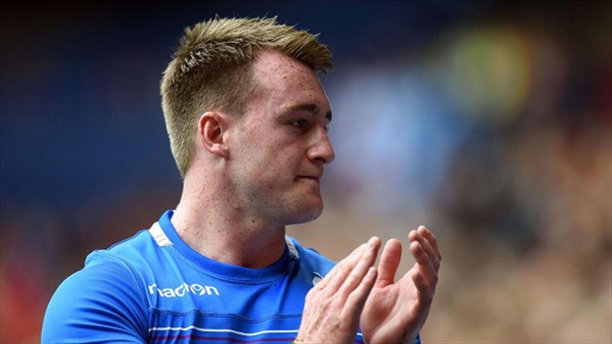 Stuart Hogg scored twice against Connacht