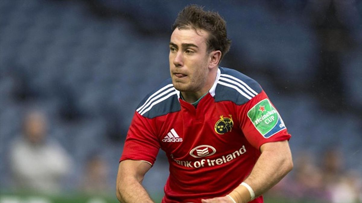 Munster's JJ Hanrahan kicked four penalties
