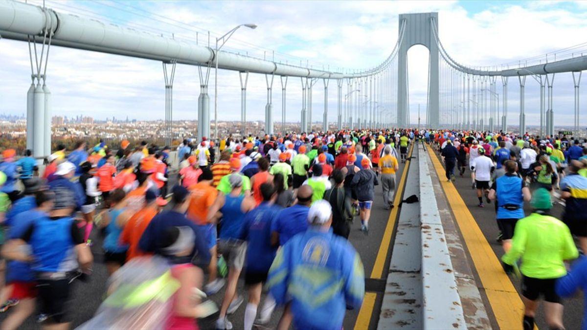 Marathon New York coverflow