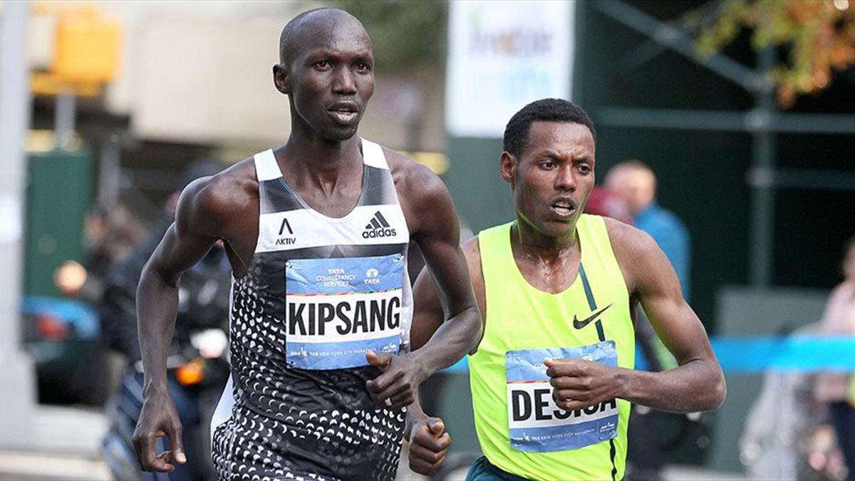 Les chiffres du marathon de New York 2014