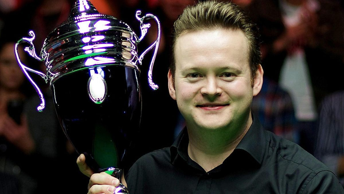 Shaun Murphy with the Ruhr Open