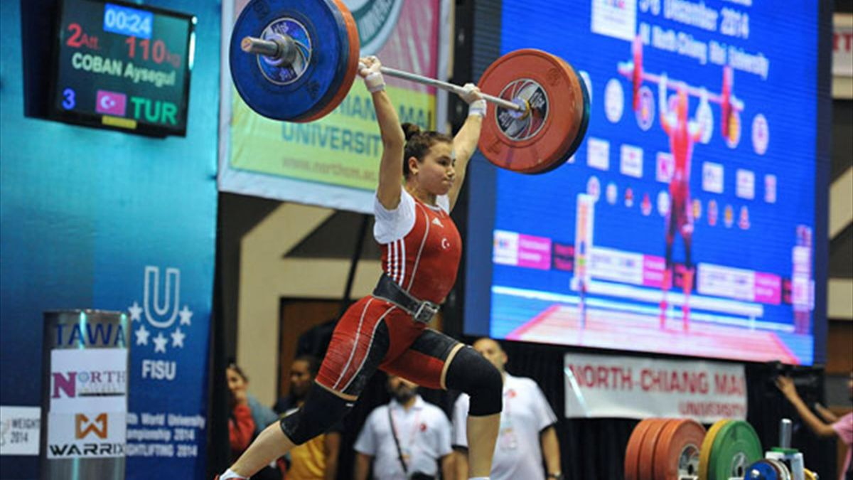 4th WUC Weightlifting – Day 3 of Competitions