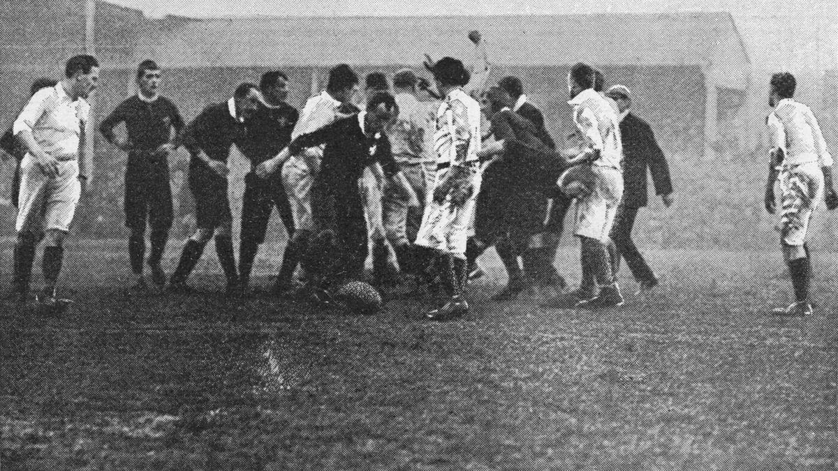 9 gennaio 1904: Inghilterra-Galles 14-14