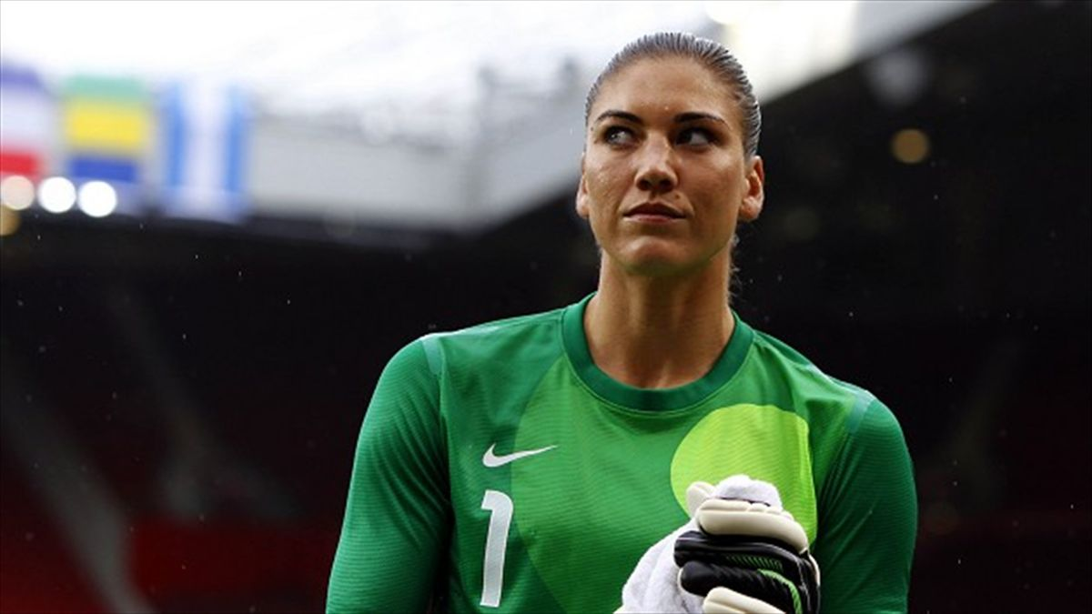Hope Solo (PA Sport)