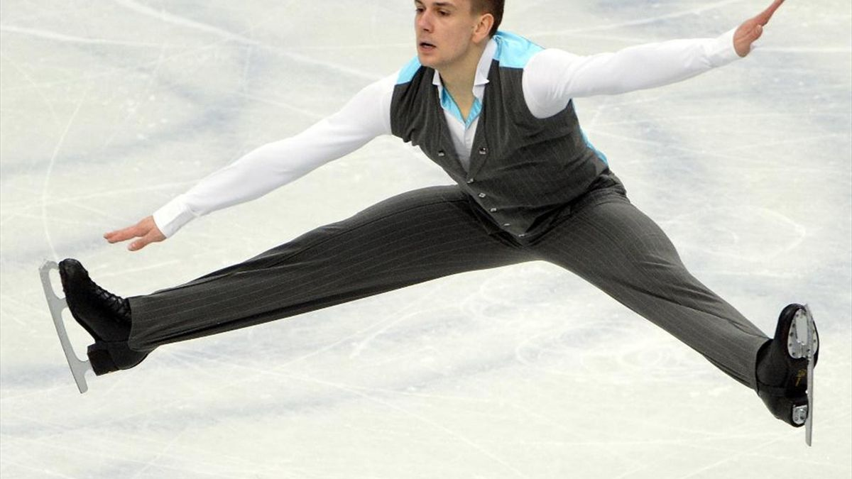 Peter Liebers - 2015 Winter Universiade