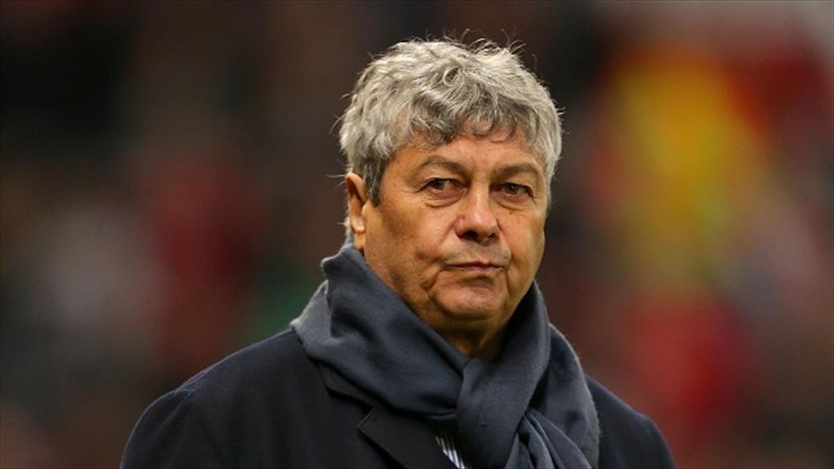 Mircea Lucescu wants his players to be heroes on Tuesday
