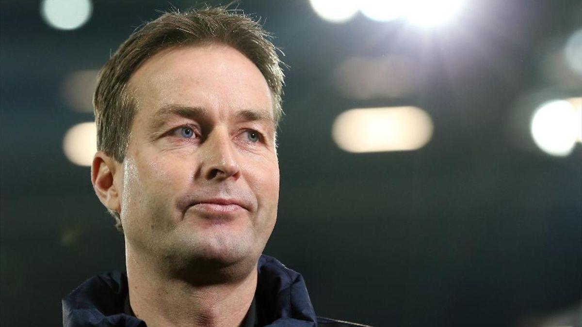 Entlassen: Trainer Kasper Hjulmand