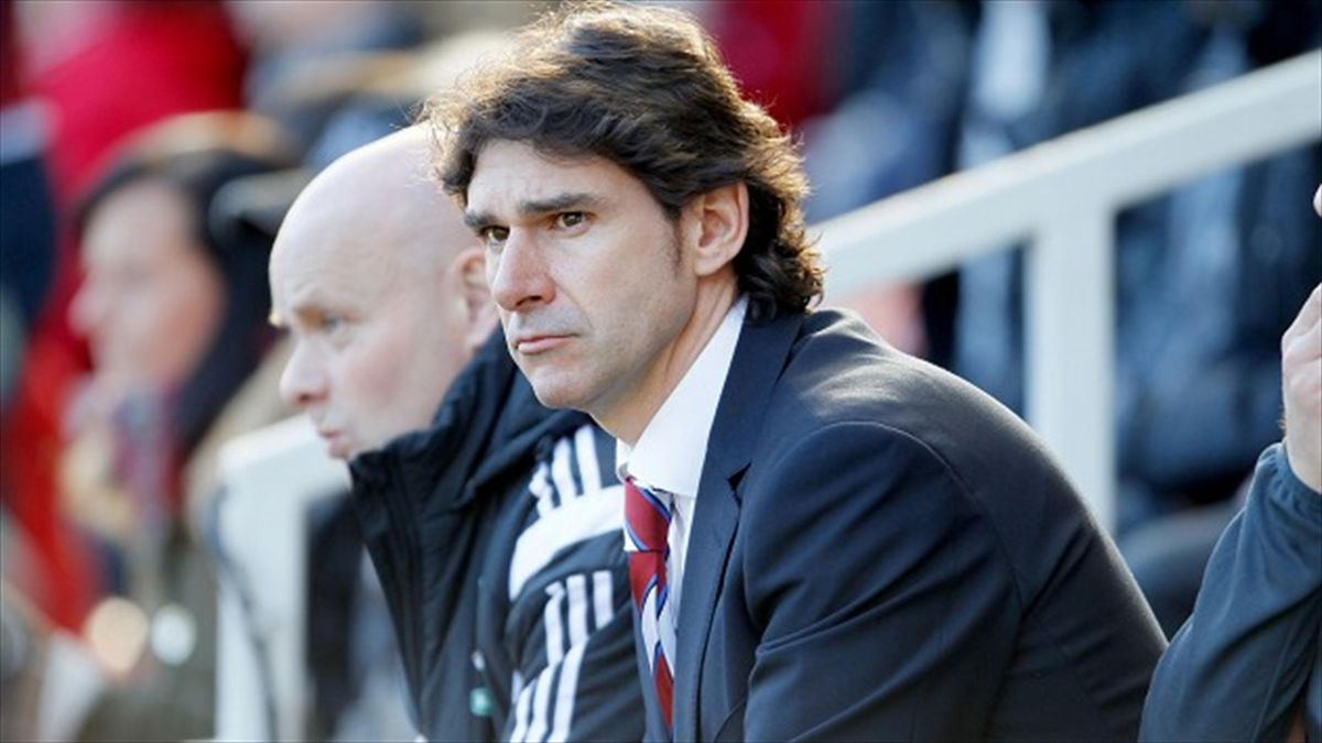 Middlesbrough's manager Aitor Karanka was far from impressed with his side's performance despite getting the three points against Bolton