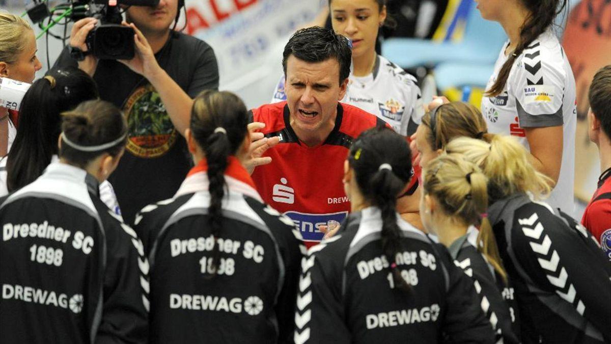 Erfolgscoach Alexander Waibl bleibt beim Dresdner SC