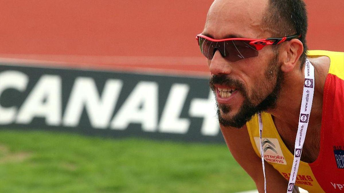 Franzose Diniz stellt Weltrekord auf