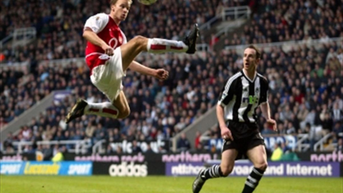 Un joueur, un palmarès : Dennis Bergkamp (HOL)