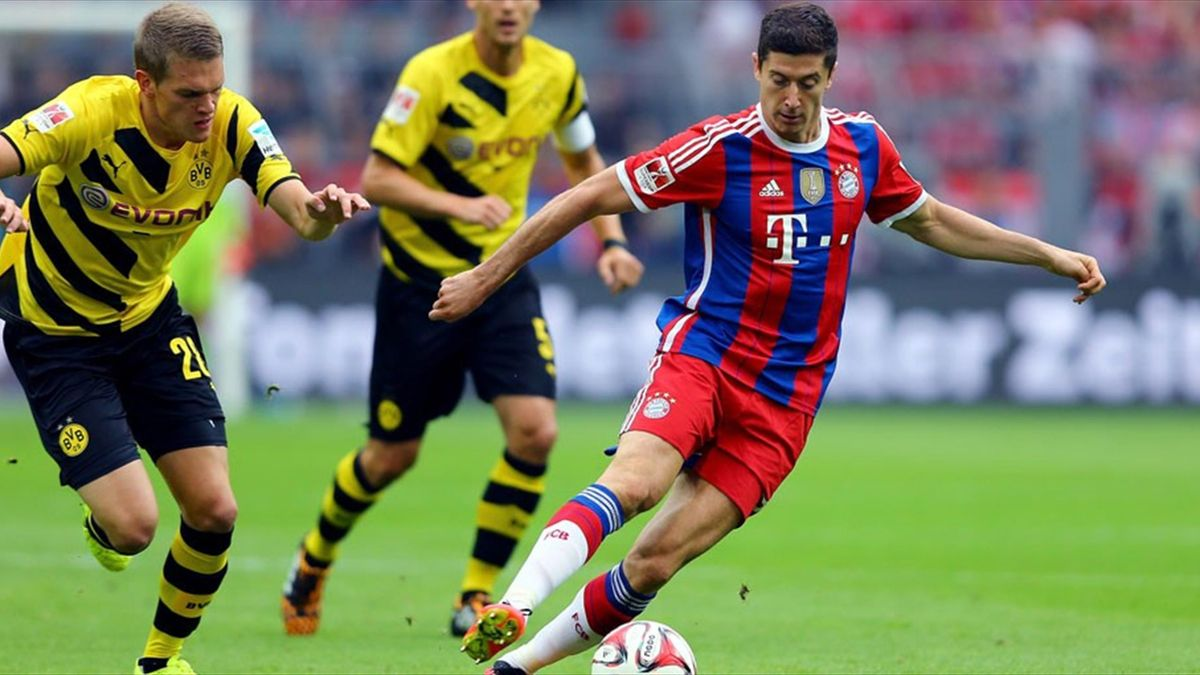 coverflow PL Bayern/Dortmund
