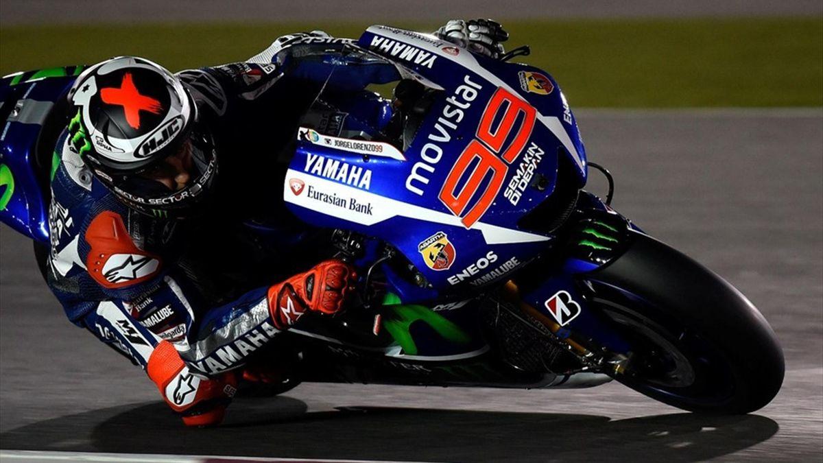 Jorge Lorenzo (Yamaha Factory) - GP of Qatar 2015