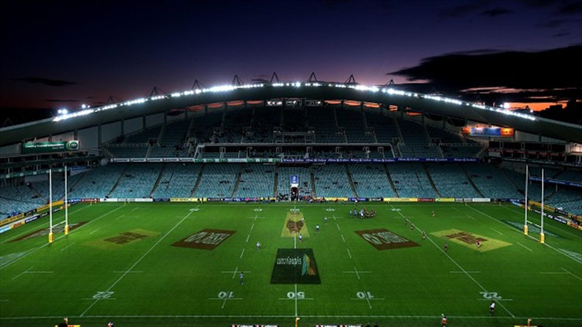 The Waratahs came out on top at Allianz Stadium