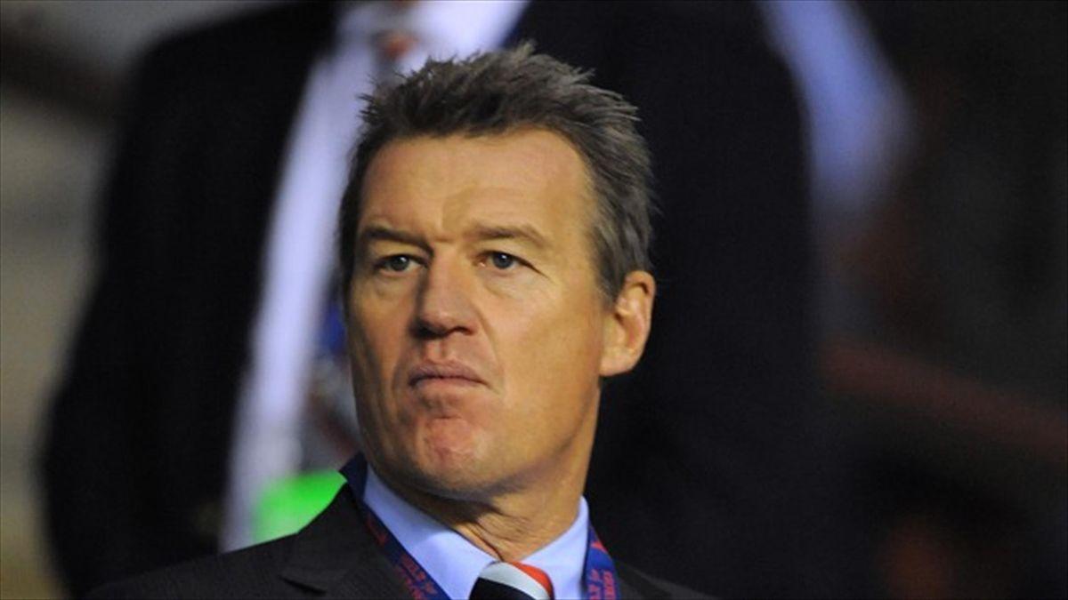 John Kirwan oversaw a shock Blues victory